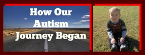 Autism beginnings