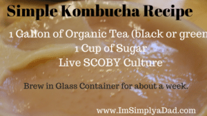 kombucha for health