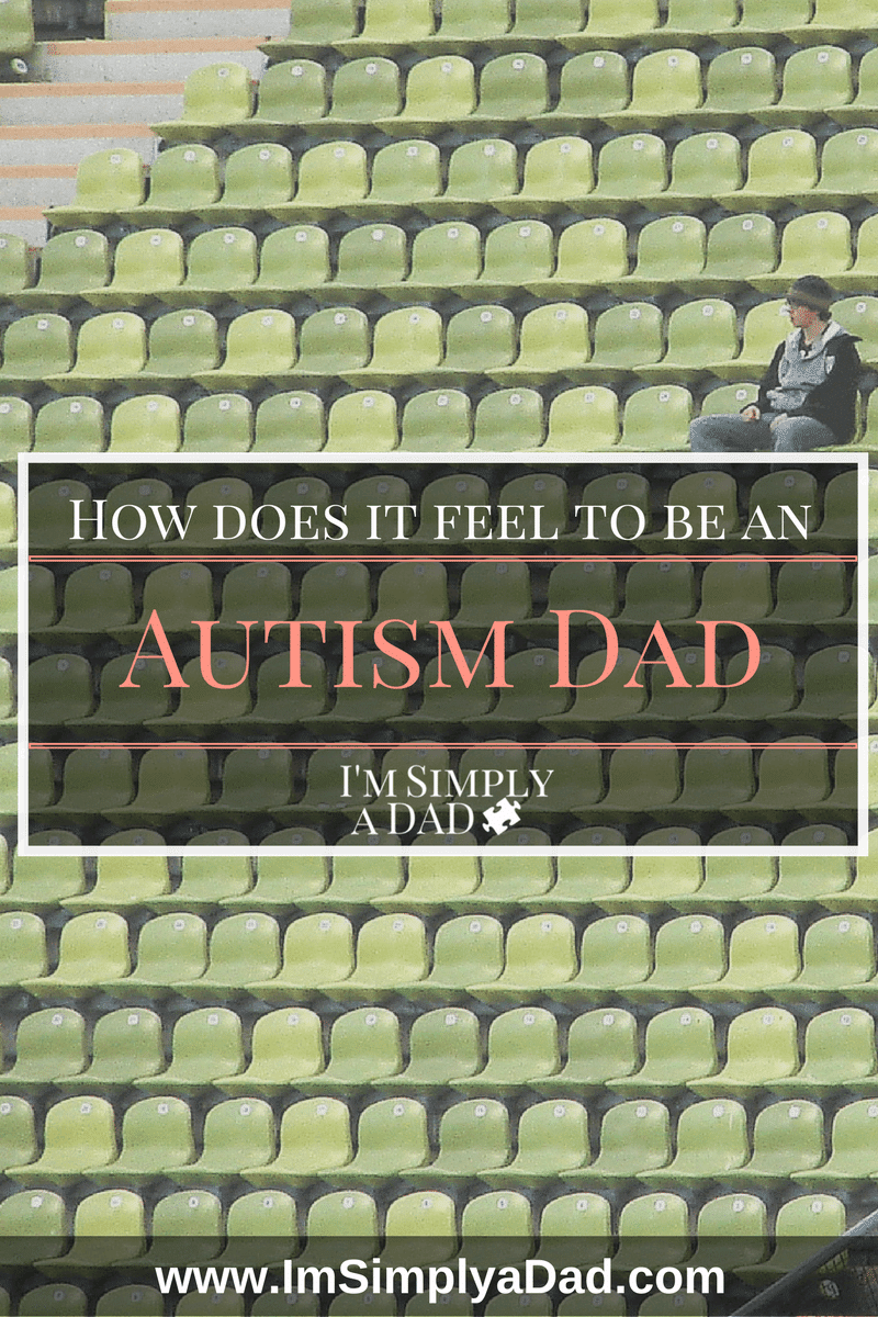 What is it Like to Be an Autism Dad: an open, honest look into the isolating and incredible life of an autism Dad.