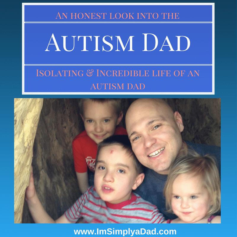 What is it Like to Be an Autism Dad