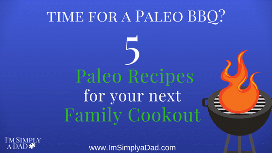 """Paleo BBQ: 5 quick and easy paleo bbq recipes using simple ingredients and minimizing the mess. Make your own paleo bbq sauce, coleslaw, """"Notato"""" salad and more."""