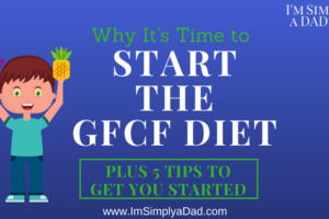 Why start the gfcf diet? Why not. GFCF is a risk free diet with plenty of possibilities of helping your child. 5 tips to help you start today.