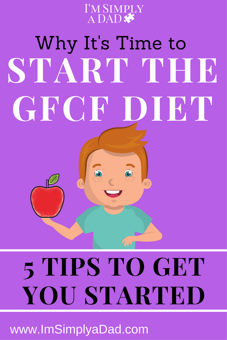 Why start the gfcf diet? Why not. GFCF is a risk free diet with plenty of posibilities of helping your child. 5 tips to help you start today.
